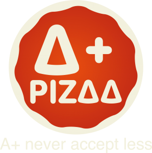 A+ pizza